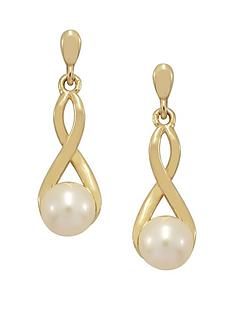 love-pearl-sterling-silver-gold-plated-pearl-crossover-drop-earrings