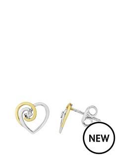 love-gem-sterling-silver-2-tone-cubic-zirconia-heart-earrings