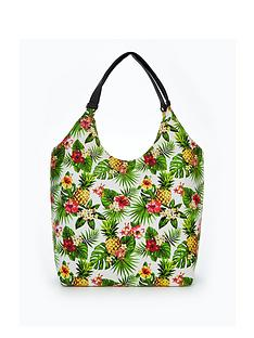 v-by-very-pineapple-printed-slouch-beach-bag