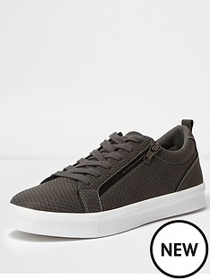 river-island-mens-zip-detail-trainer