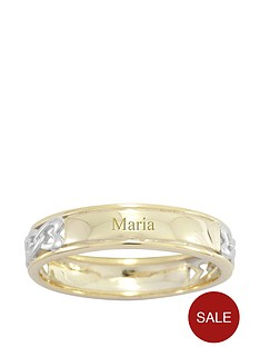 keepsafe-sterling-silver-yellow-rhodium-plated-personalised-ladies-ring