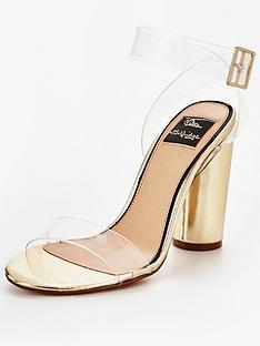 miss-selfridge-perspex-strap-sandal
