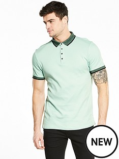 river-island-short-sleeved-polo