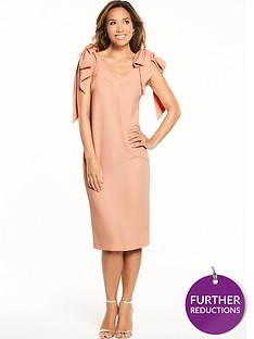 myleene-klass-bow-shoulder-dress