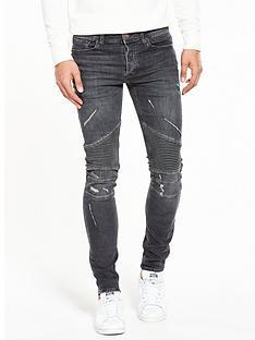 river-island-washed-biker-super-skinny-fit-jeans