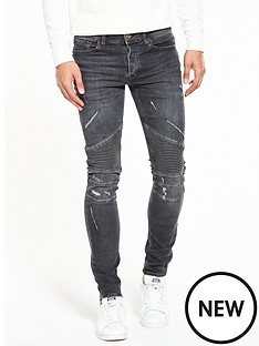 river-island-washed-biker-super-skinny-fit-jeans