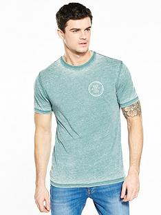river-island-burnout-slim-fit-tshirt