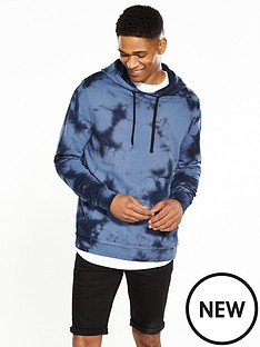 river-island-tie-dye-hooded-top