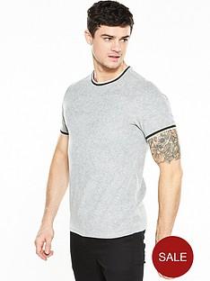 river-island-towelling-tshirt