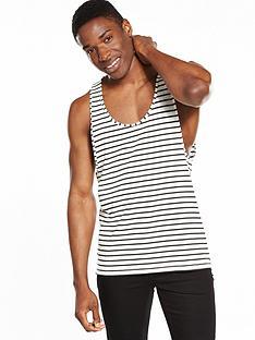 river-island-stripe-print-vest