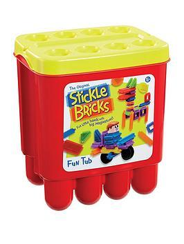 Stickle Bricks Stickle Bricks Fun Tub Picture