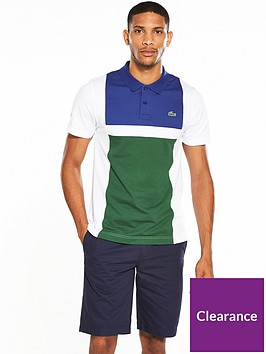 lacoste-sport-colour-block-polo