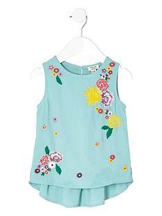 river-island-mini-mini-girls-green-floral-pepl