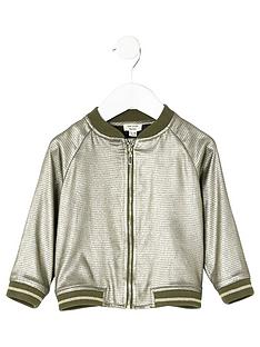 river-island-mini-mini-girls-metallic-bomber-j