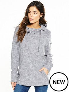 regatta-kizmit-overhead-fleece-light-grey