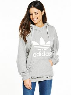 adidas-originals-oversize-trefoil-hoodie-medium-grey-heathernbsp