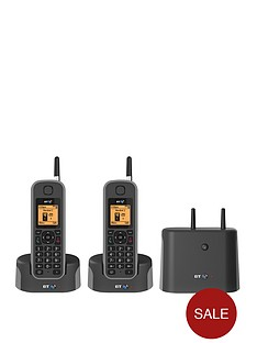 bt-bt-elements-1-km-range-ip67-rated-cordless-phone-with-answer-machine-and-nuisance-call-blocker-twin