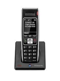 bt-bt-diverse-7400-plus-single-dect-additional-handset-black