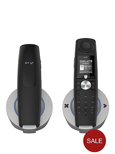 bt-bt-9500-halo-nuisance-call-blocking-cordless-home-phone-with-bluetooth-and-answer-machine-twin