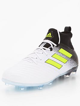 Adidas Mens Ace 17.2 Primemesh Firm Ground Football Boot  Dust Storm