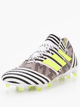 Adidas Nemeziz 17.1 Firm Ground Football Boot  Dust Storm