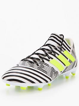 Adidas Mens Nemeziz 17.3 Firm Ground Football Boot  Dust Storm