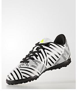 Adidas Junior Nemeziz 17.4 Astro Turf Boot  Dust Storm