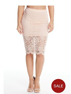 v-by-very-petite-co-ordnbsplace-pencil-skirt