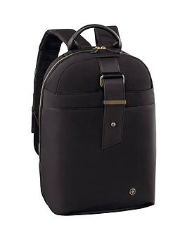 Wenger    Ladies Alexa Laptop Backpack Black