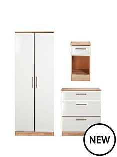 montreal-3-piece-ready-assembled-package-ndash-2-door-wardrobe-3-drawer-chest-and-bedside-table