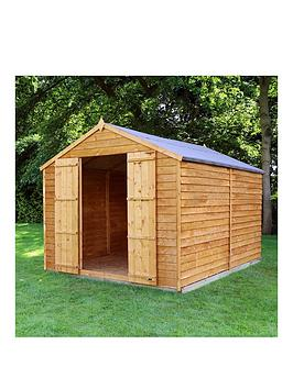 mercia-10-x-8ft-overlap-windowless-apex-shed