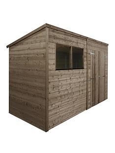 mercia-10-xnbsp6ft-pressure-treated-shiplap-pent-shed