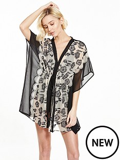 river-island-scallop-edge-kaftan