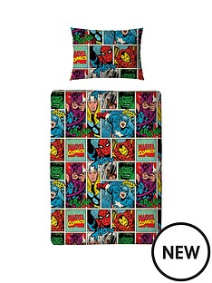 marvel-marvel-comic-strike-toddler-duvet-amp-bedding-bundle-set