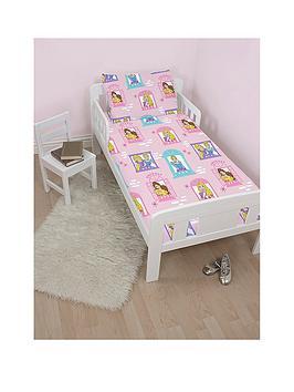 Disney Princess Disney Princess Boulevard Toddler Duvet &Amp Bedding Bundle Set