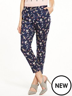 oasis-humming-bird-print-trouser