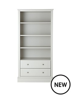 consort-dover-grey-large-bookcase