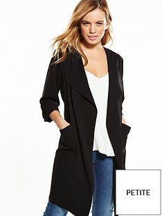 wallis-petite-marcel-waterfall-jacket