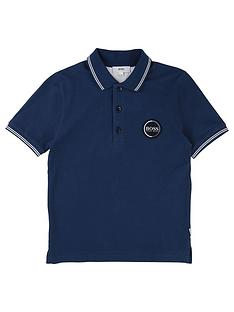 boss-boys-embroidered-logo-short-sleeve-polo