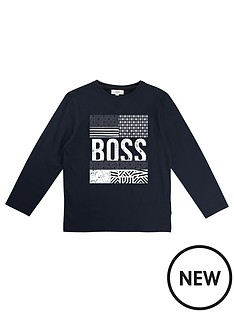 boss-long-sleeve-t-shirt