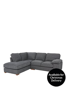 arden-left-hand-fabric-corner-chaise-sofa