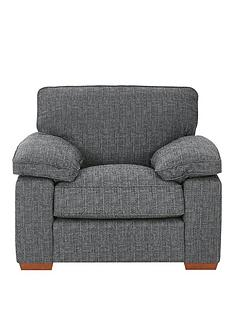 High Quality Arden Fabric Armchair