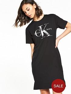 calvin-klein-jeans-calvin-klein-dakota-true-icon-tee-dress