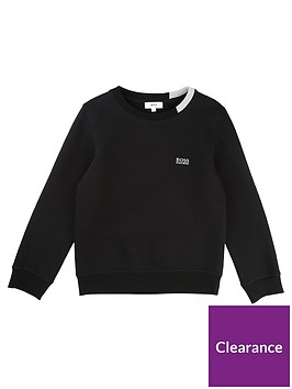 boss-boys-classic-sweatshirt