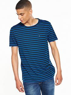 hilfiger-denim-basic-striped-t-shirt