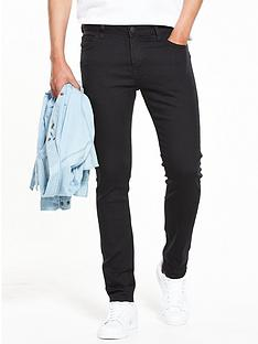 lee-malone-skinny-fit-jeans-black-rinse