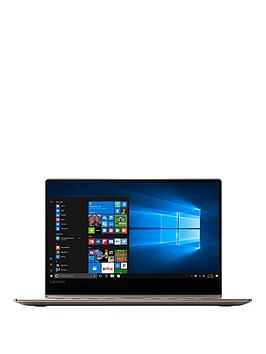 Lenovo Yoga 91013Ikb Intel&Reg Core&Trade I5 8Gb Ram 256Gb Ssd 13.9 Inch 4K Ultra Hd Touchscreen 2In1 Laptop  Champagne Gold