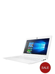 lenovo-ideapad-110s-11ibr-intelreg-celeronreg-processor-2gb-ram-32gb-emmc-ssd-116in-laptop-including-microsoft-office-with-optional-mcafee-livesafe--white