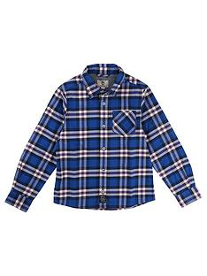 timberland-boys-long-sleeve-check-shirt