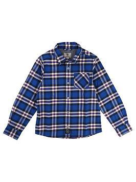 timberland-boys-long-sleeve-check-shirt